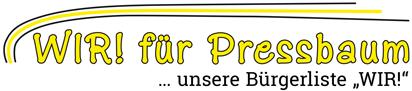 Bürgerliste Wir! für Pressbaum